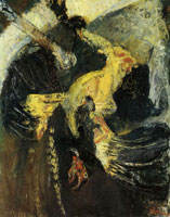 Chaim Soutine Yellow Turkey
