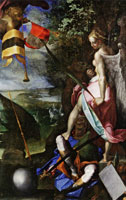 Bartholomeus Spranger Allegory of the Triumph of the Habsburg Empire over the Turks