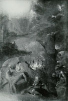 Bartholomeus Spranger Witches' Sabbath