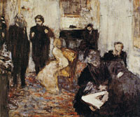 Edouard Vuillard The Drawing-Room