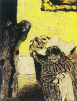 Edouard Vuillard The Nap or Convalescence