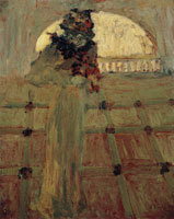 Edouard Vuillard At the Opera