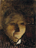 Edouard Vuillard Pierre Bonnard's Mother