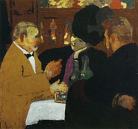 Edouard Vuillard The Pleasure Party