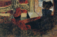Edouard Vuillard - The Proscenium at the Theâtre Antoine