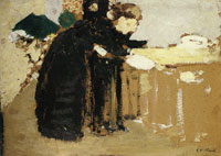Edouard Vuillard - Women Inspecting Some Sewing