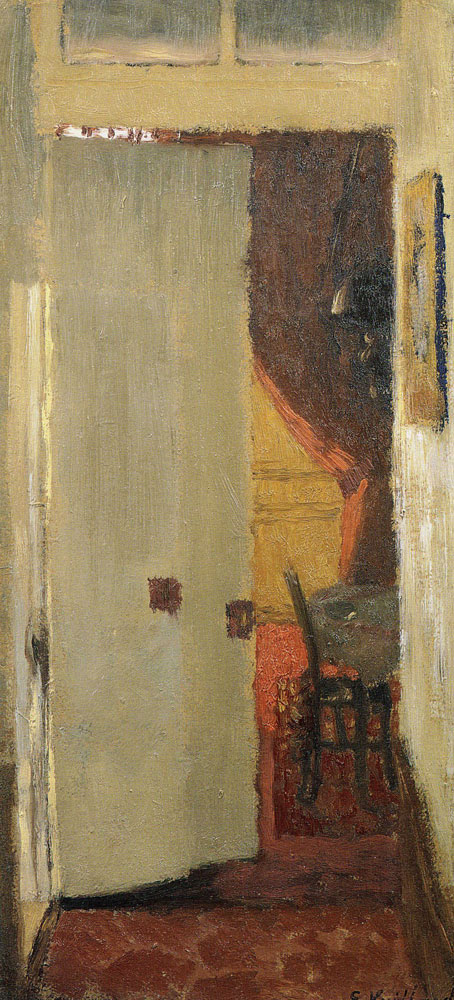 Edouard Vuillard - The Two Doors