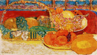 Pierre Bonnard Still Life with Fruit