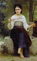 William-Adolphe Bouguereau - The Young Worker