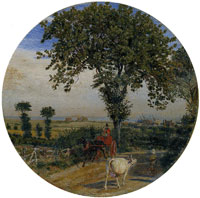 Ford Madox Brown - Southend, Essex, looking towards Sheerness
