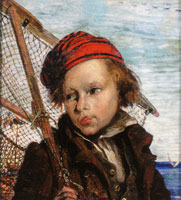 Ford Madox Brown The Fisher Boy