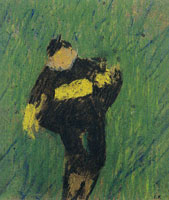 Edouard Vuillard Coquelin Cadet as Crispin in Les Folies amoureuses