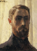 Edouard Vuillard Self-Portrait against the Light