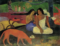 Paul Gauguin Arearea (Joyousness)