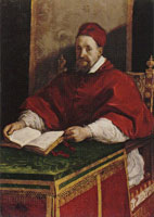 Guercino Pope Gregory XV