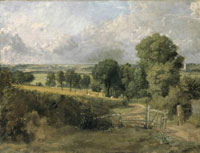 John Constable Fen Lane, East Bergholt