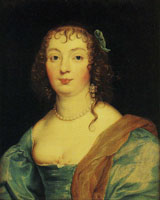 Attributed to Remigius van Leemput Anne Carr, Countess of Bedford