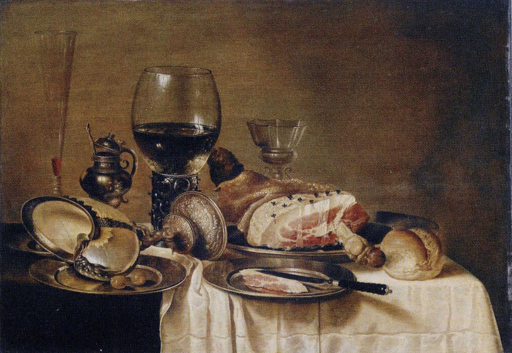 Follower of Maerten Boelema de Stomme - Still Life