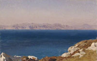 Frederic Leighton The Isle of Chios