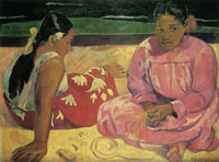 Paul Gauguin Tahitian Women (On the Beach)