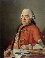 Jacques-Louis David - Portrait of Jacques François Desmaisons