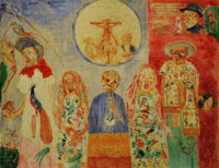 James Ensor The Vile Vivisectors