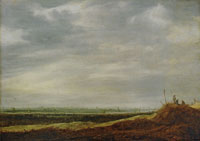 Jan van Goyen Dunes and Sea