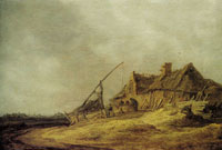 Jan van Goyen Peasant Farm