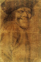 Nicolas Lagneau Laughing Peasant