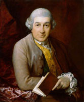 Thomas Gainsborough David Garrick