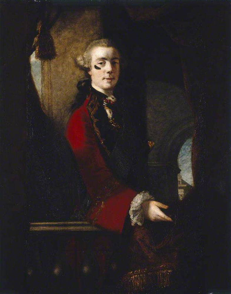 Joshua Reynolds - Charles, 9th Lord Cathcart