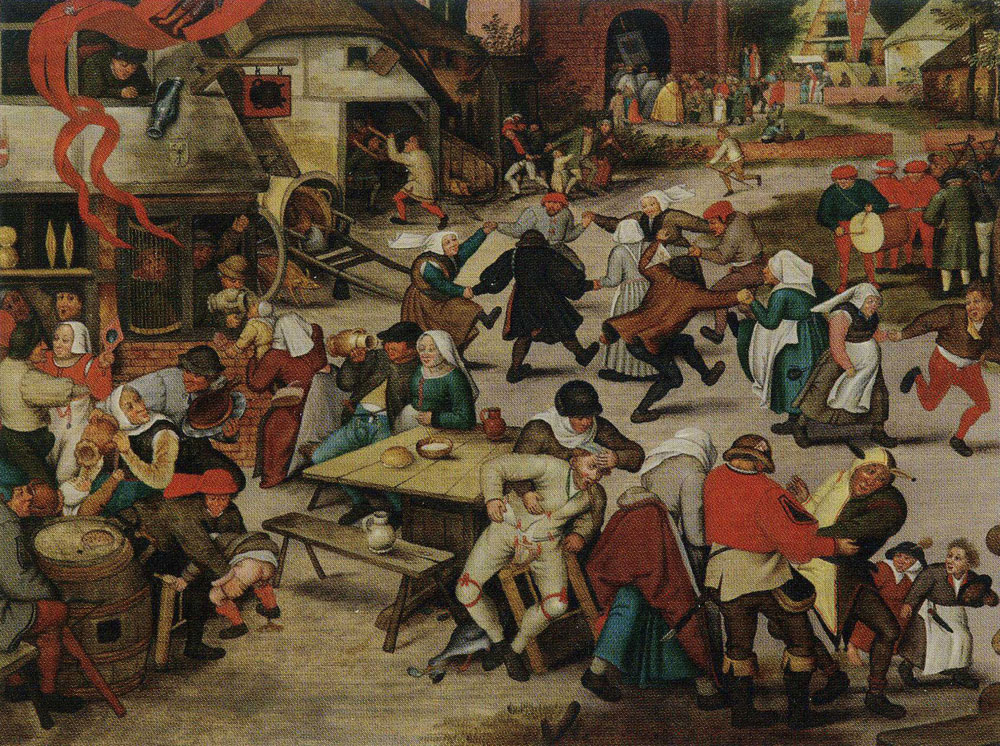 Pieter Brueghel the Younger - St. George's Fair