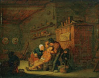 Adriaen van Ostade The Dentist