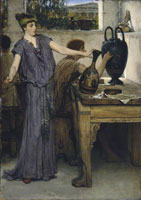 Lawrence Alma-Tadema Etruscan Vase Painters