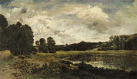 Charles-François Daubigny Morning on the Oise