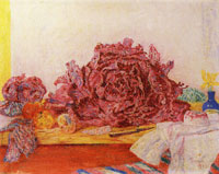 James Ensor Red Cabbages and Onions