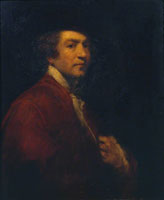 Joshua Reynolds - Self-Portrait