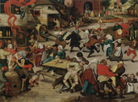 Pieter Brueghel the Younger St. George's Fair