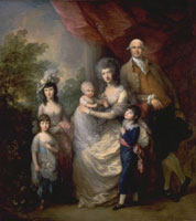 Thomas Gainsborough  The Baillie Family