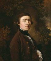Thomas Gainsborough Self-Portrait