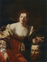 Simon Vouet - Judith with the Head of Holofernes