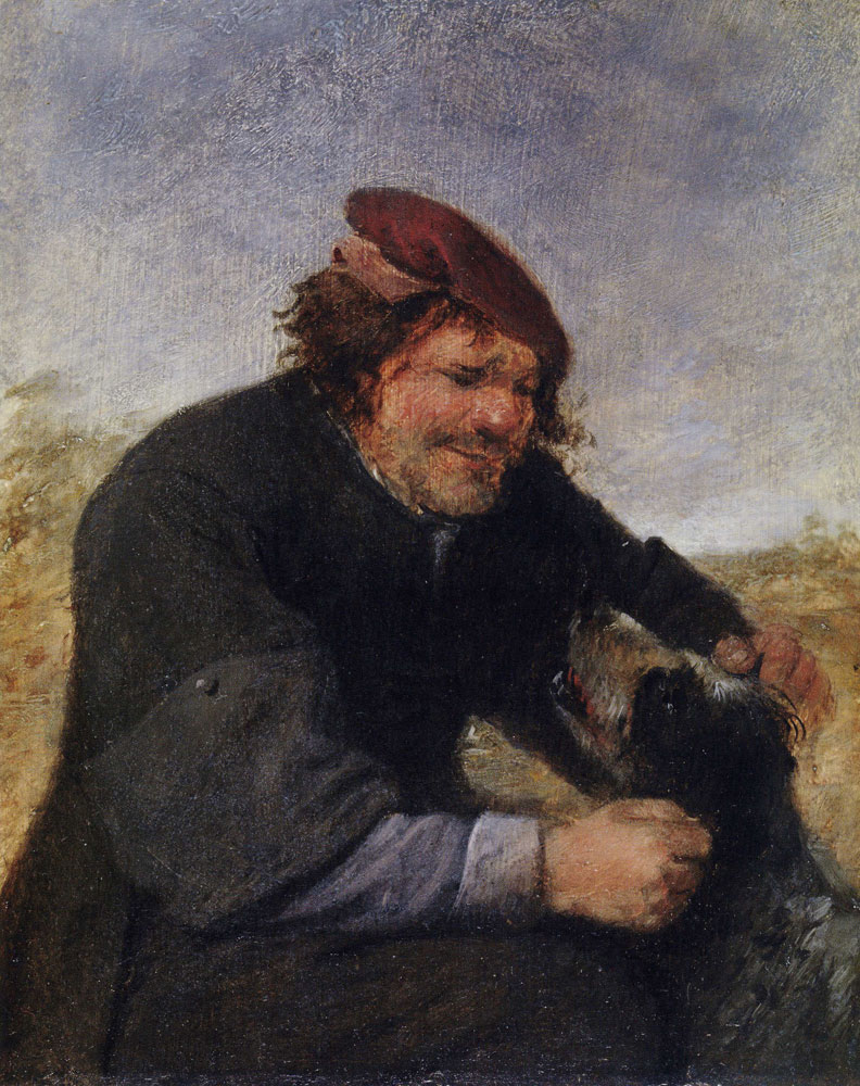 Adriaen Brouwer - Good Friends