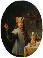 David Teniers the Younger The Alchemist