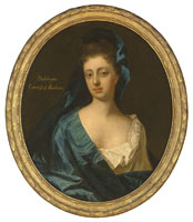 Godfrey Kneller Portrait of Doddington Montagu, Countess of Manchester