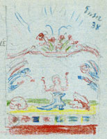 James Ensor With My Best Wishes, a Lively Little Work