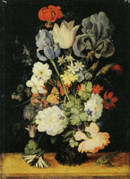 Roelandt Savery Flower Still Life