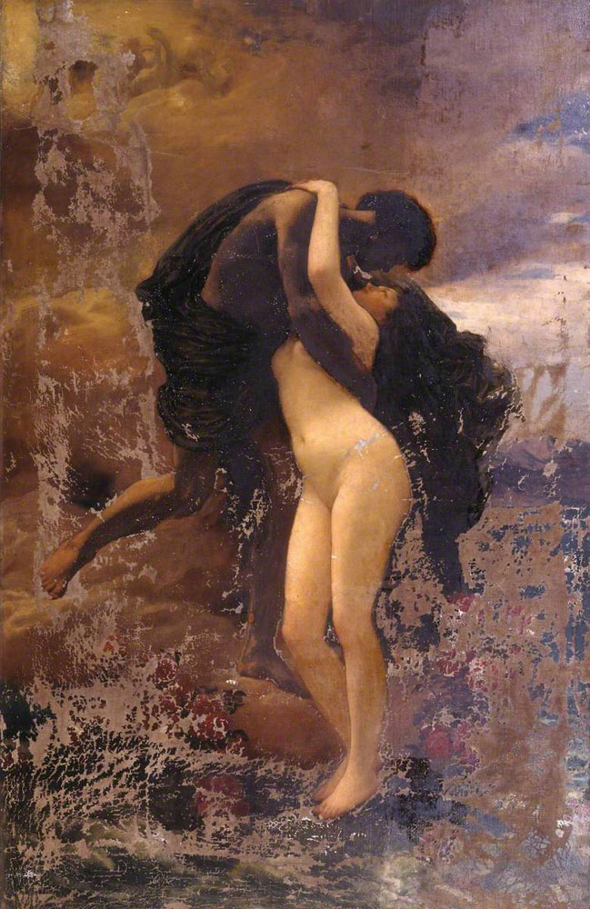 Frederic Leighton - Helios and Rhodes