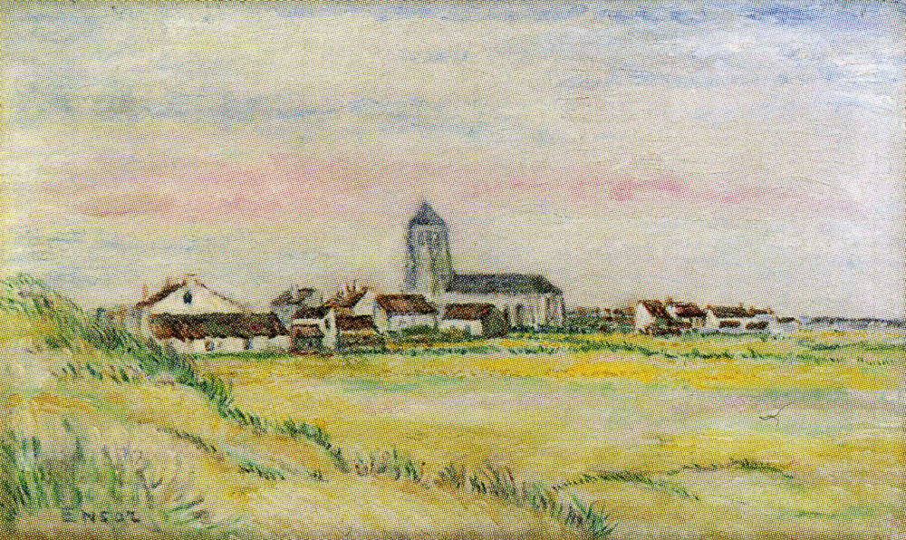James Ensor - Mariakerke