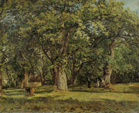 Camille Pissarro The Forest