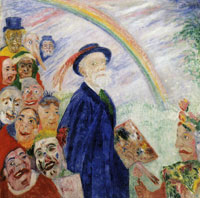 James Ensor Ensor and the Masks